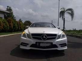 Mercedes Benz E250 Coupe 2011 Avantgarde