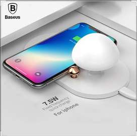 Orignal Basuse wireless charger with nigth lamp
