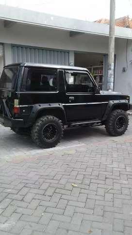 Taft GT 4x4 1991