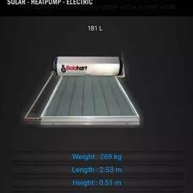 Pemasangan Water Heater Solahart