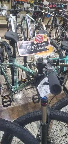 Kredit sepeda gunung polygon Xtrada 6 proses cepat