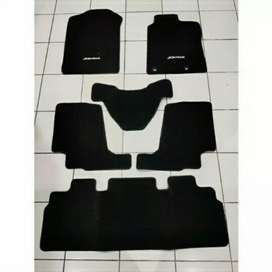 Karpet Bludru Xenia 2021 warna hitam lengkap dan dijamin ori
