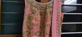 Beautiful trendy party wear Gown dress