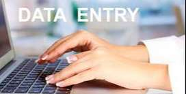 Looking for Data Entry Candidate with Experience Only Male in Hassan