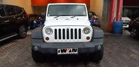 2012 Jeep Wrangler Rubicon 3.6 A/T KM 13rb Antik