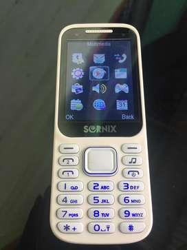 Sornix x1 white