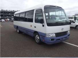Toyota Coaster 2016 Model For sale