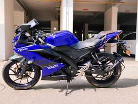 R15 V3 in immaculate condition