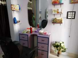 Ladies beauty parlor
