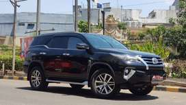 Toyota Fortuner 2.7 SRZ AT Rear Disc, Elektrik Seat 2017/2018