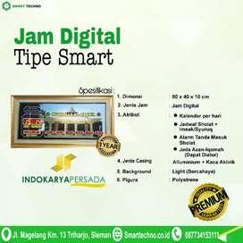 Sedia Jam Digital Masjid Tipe Smart