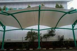 layanan jasa pasang canopy membrane murah bergaransi