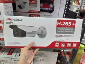 Pasang Cctv Online 4 Kamera Hikvision 2MP Turbo HD Lengkap