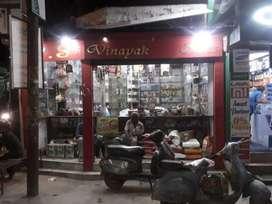 Rishikesh main market shop