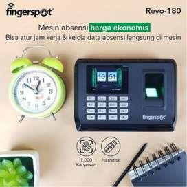 Revo 180 - Mesin Absensi Fingerspot