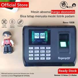 Mesin Absen Fingerspot Revo-180B