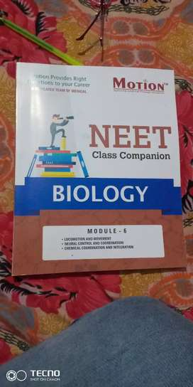 Neet all book for motion kota new book