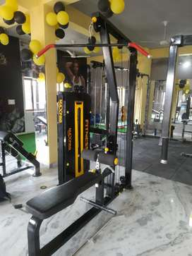 Gym branded setup for sale ( manufacturer)