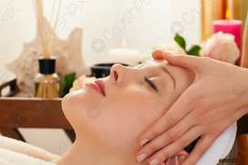 Female beauty parlour spa services jobs available