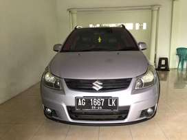 Suzuki Xover Sx4 1.5 Manual 2009