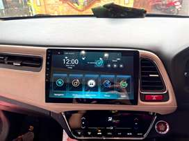 Headunit Android 10 Inch To Honda Hrv [FM Audio]