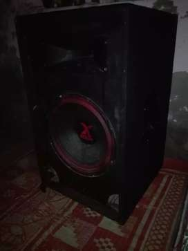 Sound system for sell 15inch speaker
