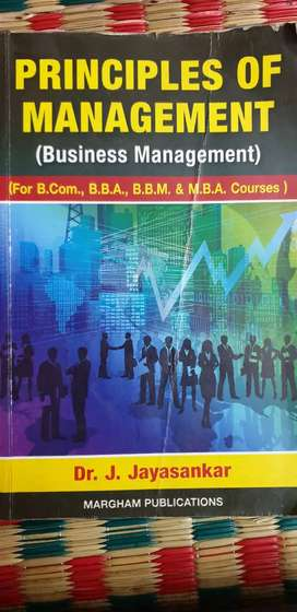 Principles of management, financial services,  business law(2)