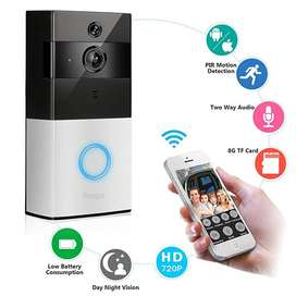 Doorbell IP Wireless With Camera