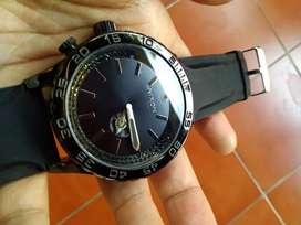 Jam Tangan Nixon 15-30 Tide Black Crystal Swiss Movement Original