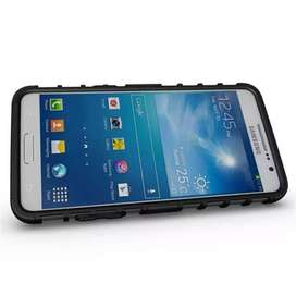 RUGGED ARMOR Samsung J7 Core 2015 soft case casing back cover bumperhp