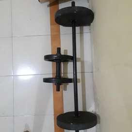 Dumbbell/gym equipments