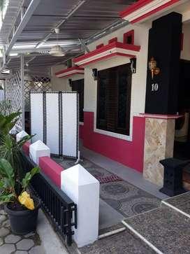 Rumah Dijual di Jalan Sulawesi Dekat Kampus UGM
