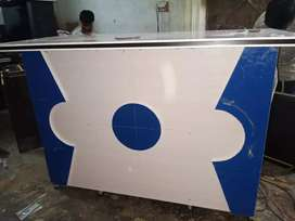 New reception counter size 5*2.5