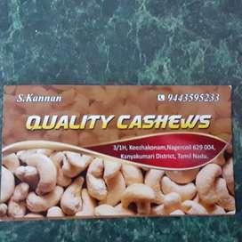 Quality cashw