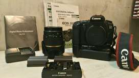 Canon EOS 20D with Tamron AF 17-50 f2.8 XR Di II