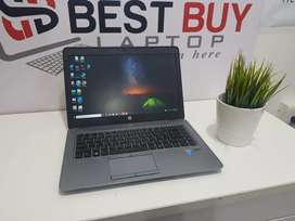Amazing Offer HP Elite book 840 G2  i5 5th Gen 4 GB ram  500 GB HDD
