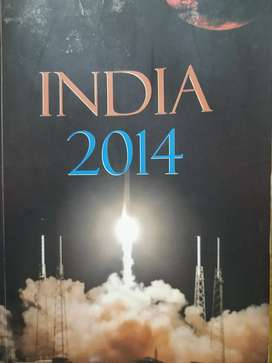 "Book titled ""INDIA 2014"" by GOVERNMENT OF INDIA"