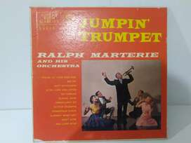 Vinyl Turntable Ralph Marterie and His Orchestra Jumpit Trumpet