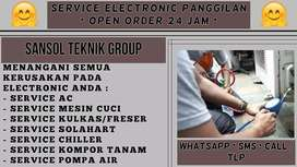 Service Mesin Cuci Servis Kulkas AC tidak dingin Simokerto Surabaya