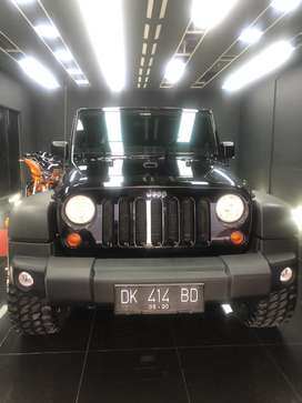 Jeep wangler rubicon pmk 2012 barang sangat super mulus
