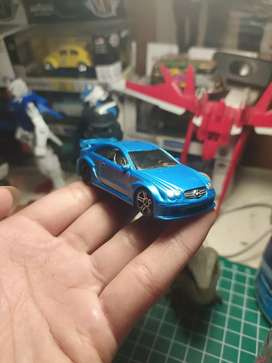 Hot Wheels Mercedes CLK 500 dtm
