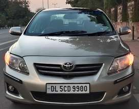 Toyota Corolla Altis 1.8 G, 2009, CNG & Hybrids
