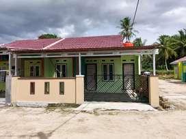 Rumah mewah tampa dp.dekat dari kota madia