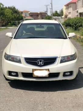 Honda Accord CL7 2005 Model In Out Standing Condition. Gift for lovers