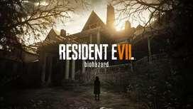 Resident Evil 7 GAME PC & LAPTOP