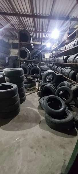 Used tyre dealers with warranty three months