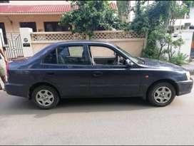 Hyundai Accent GLE, 2007, Petrol