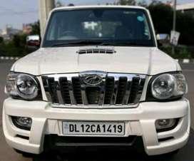 Mahindra Scorpio VLX 2WD Airbag Automatic BS-IV, 2011, Diesel