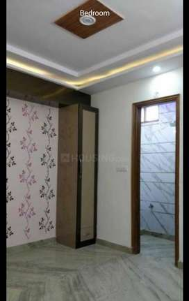 3bhk furnished flat Modular amenities  90% Loan available also