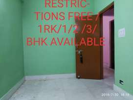 KESTHOPUR MAINE ROAD FULLY RESTRICTIONS FREE /1RK/1/2 /3/BHK AVAILABLE